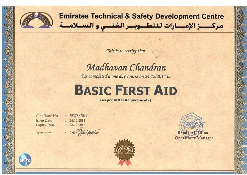 Basic_First-Aid-M.Chandran